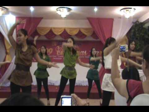 Nobody by Wundergirls of Allied Banking Corporation Zamboanga City