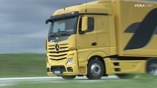 Test Drive 2012 Mercedes ACTROS - Activ Brake Assist(, 2012-09-19T06:49:07.000Z)