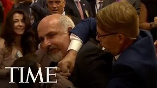 Reporter Removed From Trump And Putin Joint Press Conference | TIME