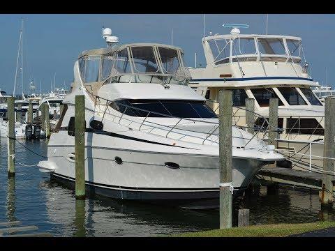 41' 2003 Silverton Sportbridge Offshore Yacht Sales