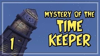 Crop Buster 9000   Minecraft: Mystery of the Time Keeper w/ Materwelonz Pt. 1