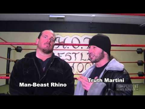 Battles Bouts and Brawls Detroit Wrestling Rhino Truth Martini XICW Dick the Bruiser Sabu Van Dam
