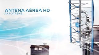 ANTENA UHF AÉREA XTREME DE 23 ELEMENTOS HD