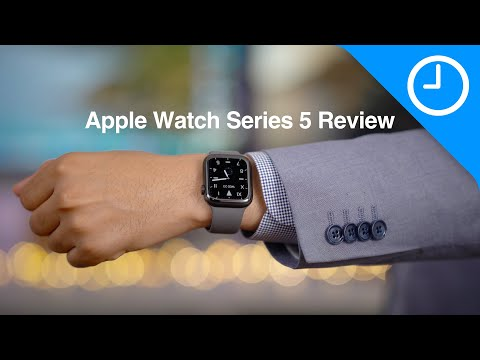 Apple Watch Series 5 Unboxing + Review - Is The Always-on Display Worth It?