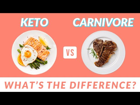 Keto or Carnivore Diet? WHICH IS BETTER? thumbnail