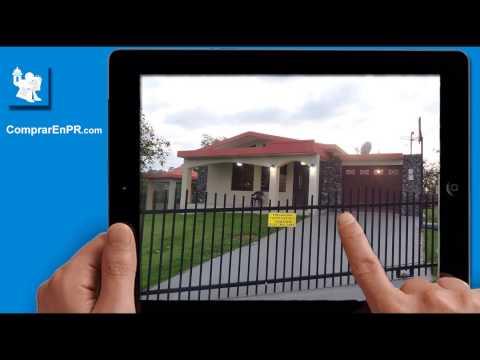 Casa en Moca PR, con 2 cuerdas de terreno.