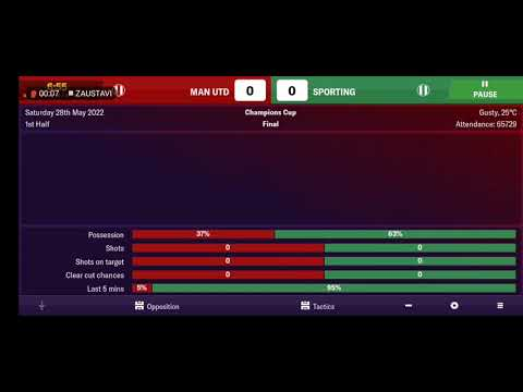 Football Manager 2019 Mobile Best tactic of all time !