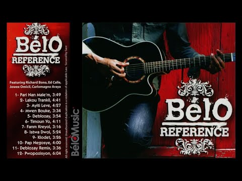 BélO - Reference - Full Album (official audio)