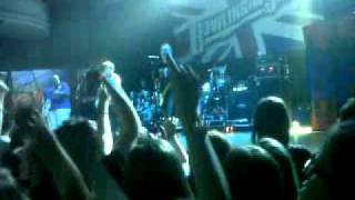 Girl All The Bad Guys Want - Bowling For Soup LIVE Stoke 2011