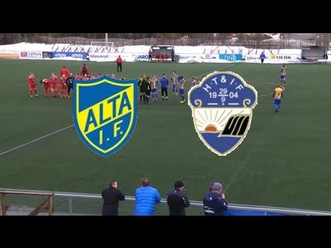 Alta IF 2 - Honningsvåg Turn & IF (3-2) 2014 m/kommentator