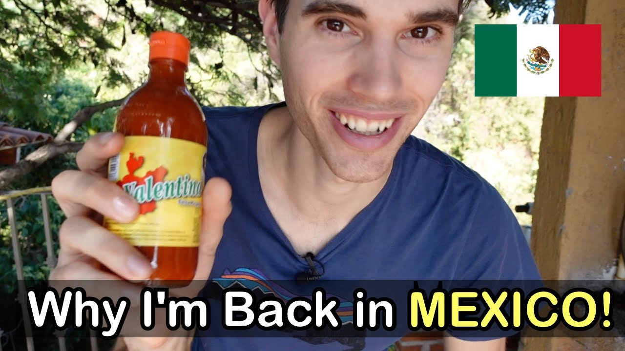Download I MOVED TO MEXICO! (my story + life update)