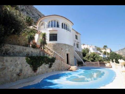 Espagne : Villa à vendre Vue panoramique sur la mer : Nouvelle résidence - C'est pour demain ?