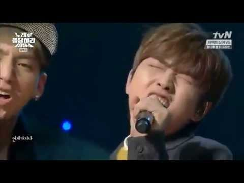 [140131] B1A4 - With You (그대와 함께) @ tvN Reply 1994 with Music 1994