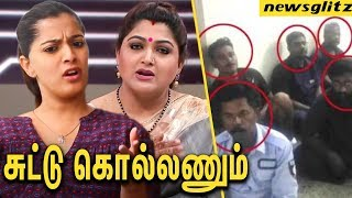 Celebrity Response on Chennai School Girl Rape Case