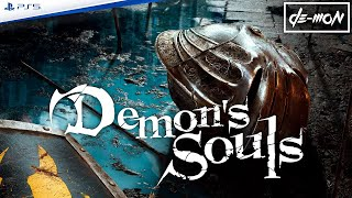 Vídeo Demon's Souls Remake