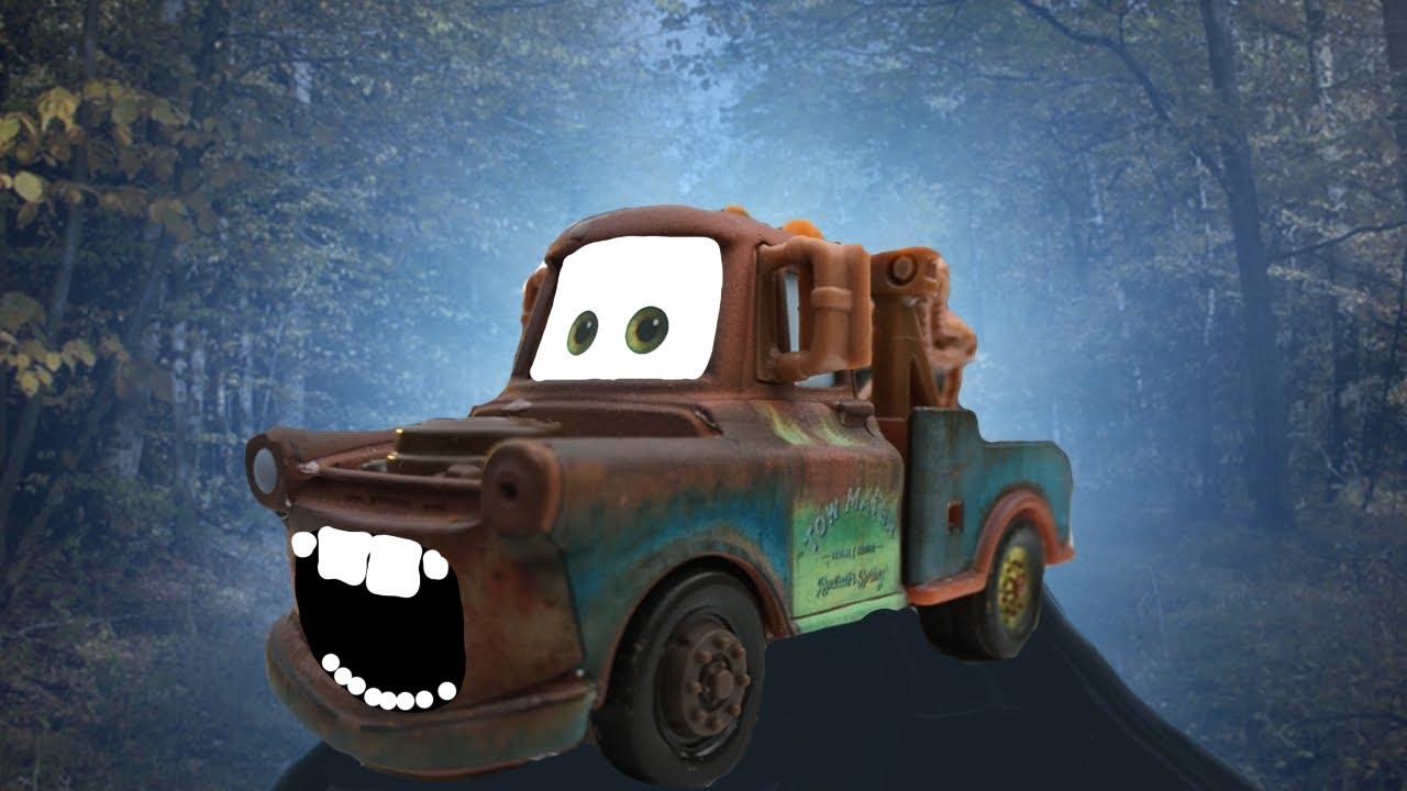 Disney Pixar Cars Toys Lightning McQueen, Mater and the Ghost Light FULL Movie Story for Kids