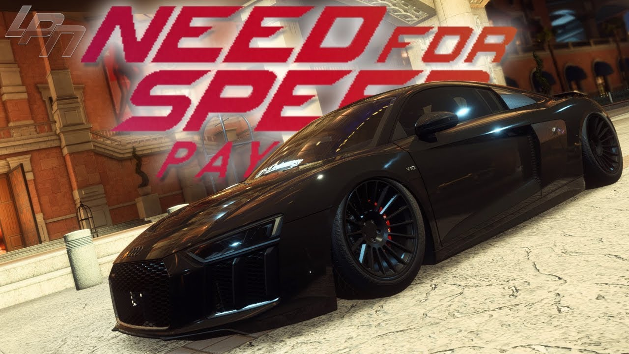 jps audi r8! - need for speed payback part 64 | lets play nfs