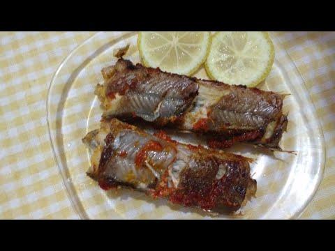 Угорь с соусом  в духовке по-турецки...легко, быстро и просто/Турецкая кухня