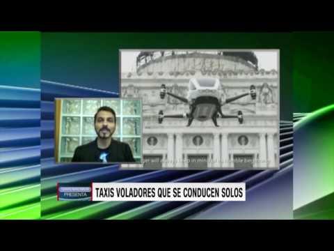 """""""Taxis voladores y la criopreservación de la gente"""" Oppenheimer Presenta # 1707"""