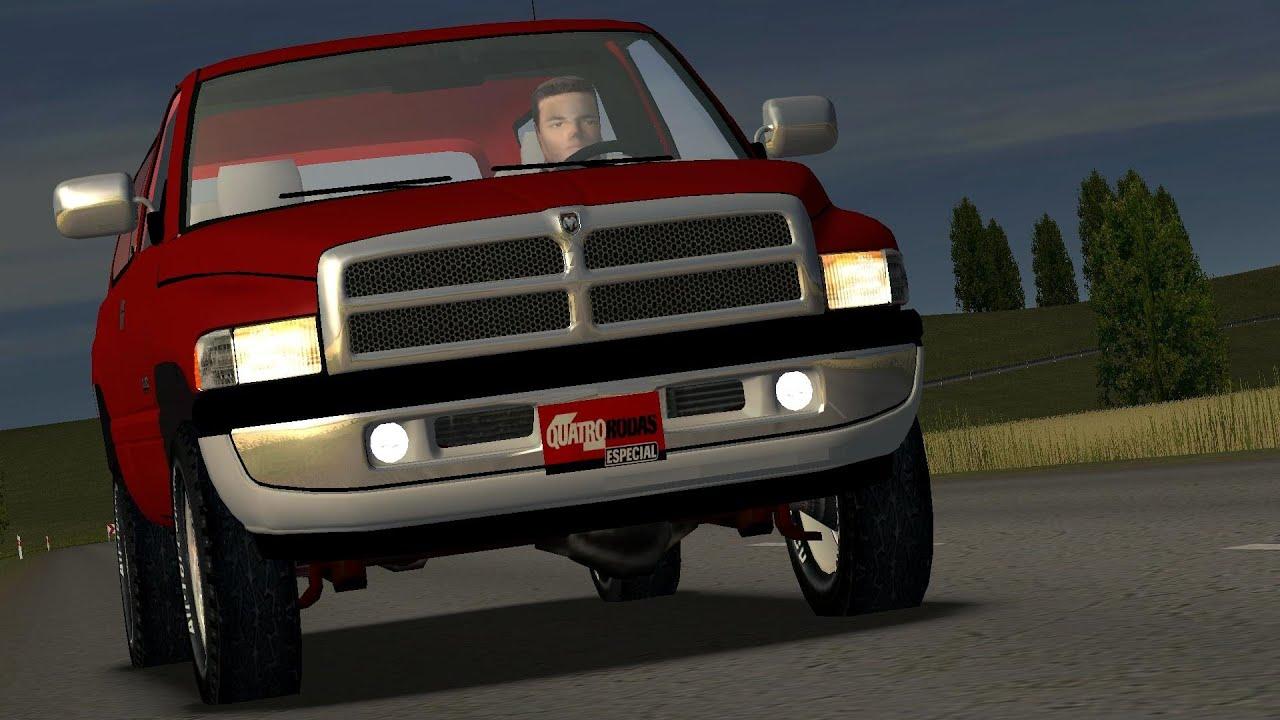Dodge Ram V8 5 2 94 drive Links Racer free game
