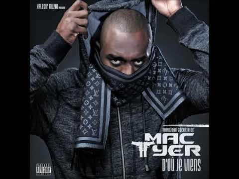 Mac Tyer - D'ou Je Viens - 2008 (ALBUM)