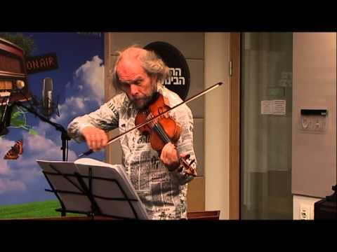 Bach Violin Sonata No.1 BWV 1001 @ IDC Radio