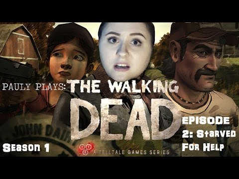 I KNEW I HAD A BAD FEELING! - The Walking Dead Season 1 Episode 2: Starved For Help
