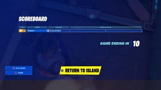FORTNITE: Getting past the toilet paper of doom