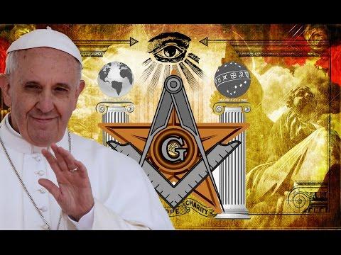 Rome n'est pas ce que vous croyez ! NWO Tromperie Vatican Pape François illuminatis!