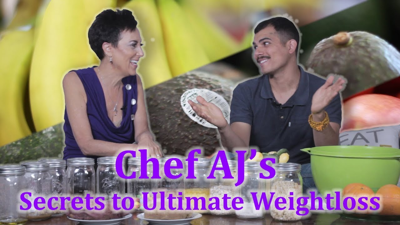 chef aj pierdere în greutate ultimate