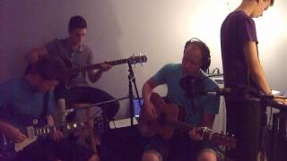 """Hallelujah, What a Saviour"" - Ascend the Hill Cover by Luke Walter, Josh Lehman, Alex M & Stewart"