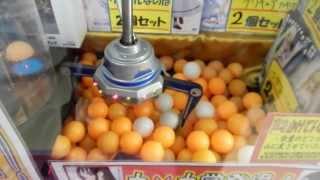 スーパマンのUFOキャッチャー たこ焼きキャッチャー リベンジ編