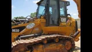 Caterpillar 963D Crawler Track Loader