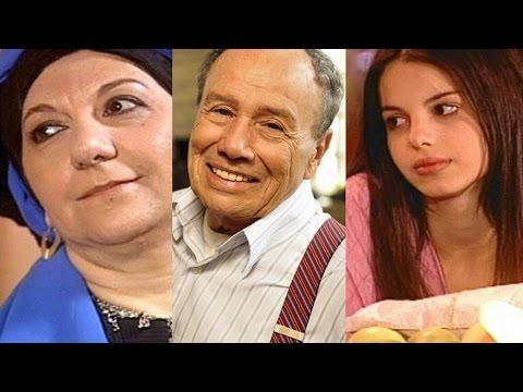 """видео: Актёры сериала """"Клон"""" 14 лет спустя. Часть 4. """"Самира,Шанди,Али,Зорайде"""""""