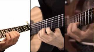 Thomas Valeur - Guitar Challenge - One Man Trio