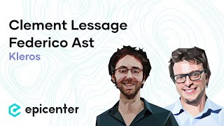 #250 Clement Lessage & Federico Ast: Kleros – Crowdsourced Arbitration for Blockchain Applications
