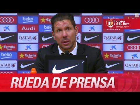 "Simeone: ""La vuelta está abierta"""