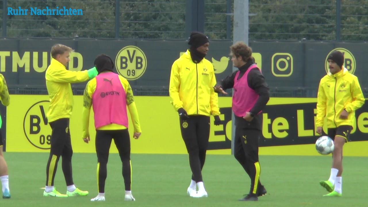 BVB-Training am Tag nach dem Freiburg-Spiel