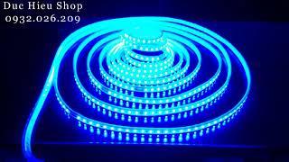 Đèn LED dây đổi màu 5050 RGB 220V