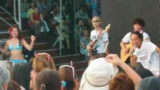 2011.7.29.yokohama Hawaii Festival.