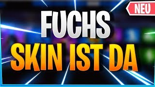 🦊 NEUER FUCHS SKIN 🛒 - Fortnite Daily Shop (26 août 2019)