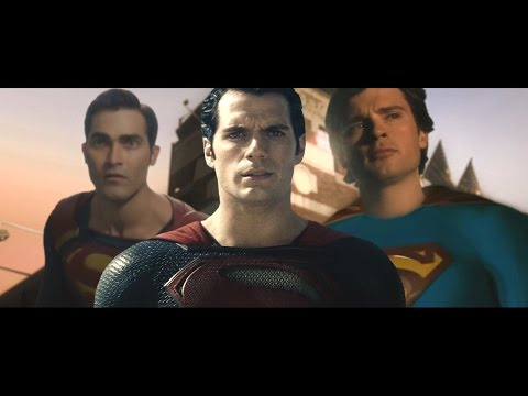 Superman – Multiverse Trailer (Fan Made)