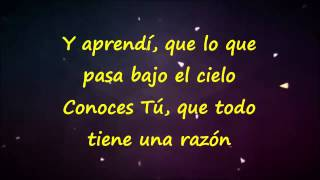 Al final - Letra y Musica ( Lilly Goodman)