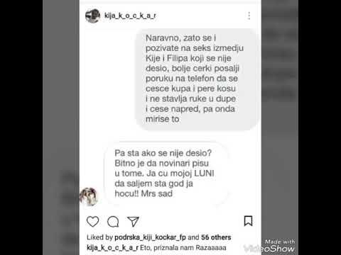 Download Anabela priznala da je afera seksa izmedju Filipa i Kije namestena