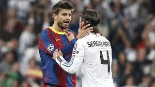 Gerard Pique vs Sergio Ramos 2014/15 - feat. Don Melvin Productions