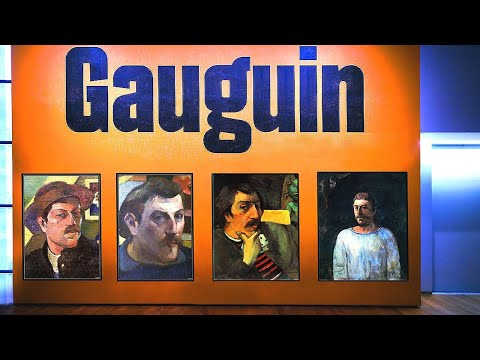 Paul Gauguin Exposition at MoMA - Museum of Modern Art