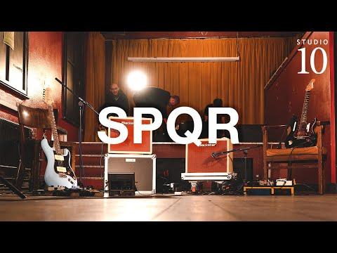 SPQR   Studio 10 6L6 Playthrough   Blackstar