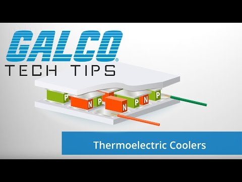What are Thermoelectric Coolers - A GalcoTV Tech Tip