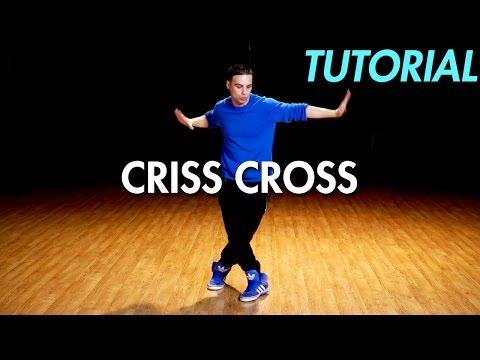 How to do the Criss Cross (Hip Hop Dance Moves Tutorial)   Mihran Kirakosian