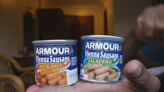 Vienna Sausage Review Thumbnail